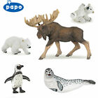 PAPO / BULLYLAND Wild Animal Kingdom POLAR  - Choice of 23 all with Tags