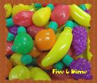 Candy Filled Plastic Fruits In Bulk,  Free SHIPPING (You pick the amount needed)
