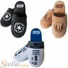 Official Star Wars Slippers Force Awakens Adult Slip On Mule Slippers Size 5-10 £10.95 GBP