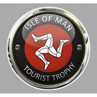 TT Isle of Man  Sticker Trompe l'oeil