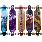 Komplett Longboard Slick Carver Drop Through 106 cm Carver Freeride Downhill