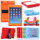SALE Shockproof Silicone Cute Soft Back Case Cover With Stand for iPad mini