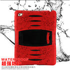 BIG SALE Kids Shockproof Safe Heavy Duty Armor Case Cover for iPad 6/Air2