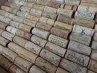 NATURAL Used Wine Corks Lots of 5 10 20 30 40 50 Recycled Crafts Projects Favors