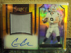 2016 SELECT CONNOR COOK ROOKIE ORANGE REFRACTOR PATCH AUTO /30 For Sale