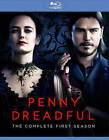 Penny Dreadful: The Complete First Season (Blu-ray Disc, 2014, 3-Disc set)