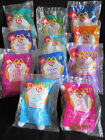 TY BEANIE BABIES - MCDONALDS HAPPY MEAL TOYS ( 1999 ) SET OF 11