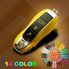 FOB Remote Key Case Casing Side Housing Cover Shell For Porsch Cayenne Panamera