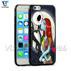 Jack and Sally Phone Case Night before Chritmas For iPhone & Samsung Cover