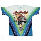 New THE ALLMAN BROTHERS Truck Tie Dye T Shirt