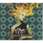 ETHER (INDIE) If You Really Want To Know CD UK Parlophone 1997 3 Track Digi