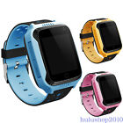 Waterproof GPS Tracker SOS Call Safety Child Smart Watch For Android Phone