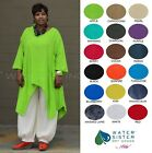 WATERSISTER Cotton Gauze  SUNNY Long Tails Tunic Top OS (L-2X/3X)  2018 COLORS