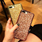 Fashion Luxury Bling Sparkle Glitter Soft TPU Case Cover for iPhone 6 6S 7 Plus