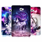 HEAD CASE DESIGNS ENCHANTED UNICORNS HARD BACK CASE FOR SAMSUNG TABLETS 1