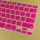 """New Silicone Keyboard Cover Film For Apple Macbook Pro MAC 13"""" 15""""  17"""""""