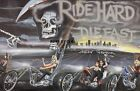 ORIGINAL PRINT RIDE HARD DIE FAST DAVID MANN EASYRIDERS DAVE CLASSIC ART