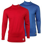 Herren Nike Pro Combat Training Sports Compression Long Sleeve Top T-Baselayer