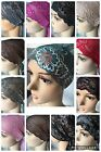 LADIES HIJAB FULL LACE BONNET CAPS STUNNING DESIGNS FOR HIJAB SCARF