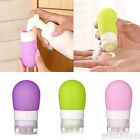 Popular Silicone Travel Packing Press Bottle for Lotion Shampoo Bath Container