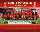 Mini Poster Liverpool Team Photo 16/17 40 x 50 cm