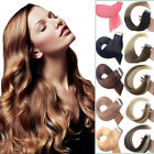 Best Quality Remy Human Hair Extensions Seamless Tape in Weft Pu Hair Balayage