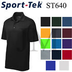 Sport Tek ST640 Dri Fit Performance Polo Casual Golf Shirt Dry