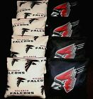 ATLANTA FALCONS NFL FANS RED BLACK 8 ACA Regulation Cornhole Bean Bags B292 on eBay