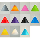 Modern Colourful Silicone Ceiling Pendant Light Lamp Shades Home Shop Lighting