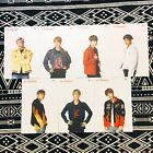 [BTS Postcard] SKT Official Goods Limited Edition Bangtan Boys Photo Card 방탄