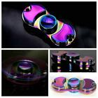Rainbow Alloy Figet Spinner Hand Toy Spinner EDC Fidget Spinner Autism ADHD FW