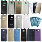 Glass Battery Cover Rear Back Door For Samsung Galaxy S6 edge+ S7 S7 edge Note 5