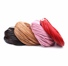 10 m 6 Colors 2 mm Diameter Genuine Round Cow Leather Cord DIY Accessories Hot