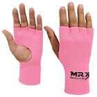 MRX INNER GLOVES Fist Protective Hand Wraps Muay Thai Boxing Martial Arts Pink