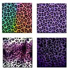 Leopard Prints CeramicTile/ Mosaic Craft/ Wall Decor/Table Coaster~Stand Hang BN