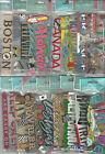 U CHOOSE  Assorted Jolee's TRAVEL & PLACES TITLES 3D Stickers france boston