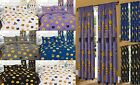 MULTI EMOJI LATEST DESIGN DUVET/QUILT COVER PILLOWCASE BEDDING CURTAINS FULL SET