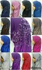 LADIES/GIRLS ALL IN ONE,ONE PIECE HIJAB EVERYDAY SCARF