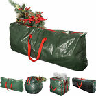 Christmas Decorations Storage Bag Tree Wreath Garland Baubles Gift Wrap Green