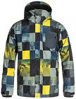 Quiksilver Mission 3-in-1 Snowboard Jacket Mens