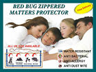 Lab Certified  Anti allergy Anti Dust mite Bed bug proof mattress  Encasement