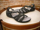BareTraps Black Multi Strap Daphne Sporty Sandal NEW