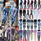 Womens Workout Gym YOGA Fitness Leggings Running Sports Pants Athletic Trousers