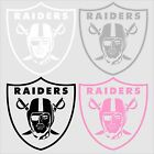 Oakland Raiders Shield Decal Las Vegas Multipe Sizes and Colors $17.0 USD on eBay