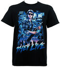 Authentic Carpenter's THEY LIVE Collage Rowdy Roddy Piper T-Shirt S-2XL NEW