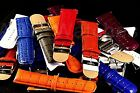 Invicta Lupah Genuine Leather 26mm Replacement Strap Four (4) Colors Available!! image