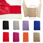 5PCS 4 Hooks Bra Strap Extender Back Extension Underwear Belt Adding 8 Colors US