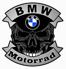 BMW Skull Sticker °