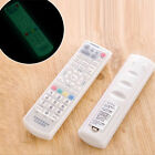 Stretch Fluorescent Gel Protective Cover Holder Skin For Home TV Remote Control