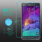 BUNDLED SAMSUNG  Note 2/3/4/5 Tempered Glass Screen Protector 100 % Genuine